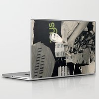 architect Laptop & iPad Skins featuring Behind the architect III by Paul Prinzip