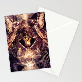 Heavens Gate Stationery Cards
