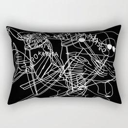R&EI&A Rectangular Pillow