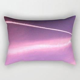 Blotchiness in sky Rectangular Pillow