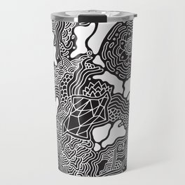 Strange New Land Travel Mug