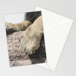 Look at Those Toe Beans, Man! Stationery Cards