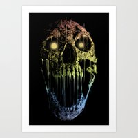 soul eater Art Prints featuring Soul Eater by Doyle See