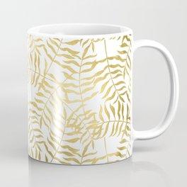 Gold Leaves 1 Coffee Mug