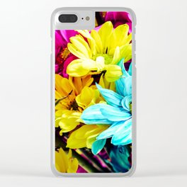 las flores Clear iPhone Case