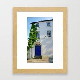 Wexford Door Framed Art Print