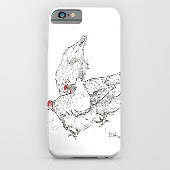 Pecking iPhone & iPod Case
