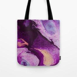 Cellular Tote Bag