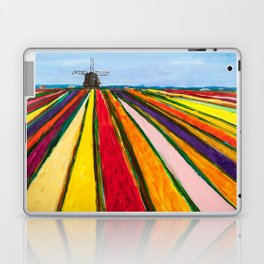 The Colors of Amsterdam Laptop & iPad Skin
