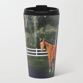 In a Field Travel Mug
