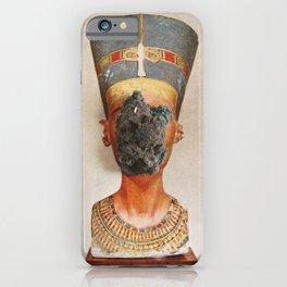 The Egypt Queen (und mein Razefummel) iPhone Case