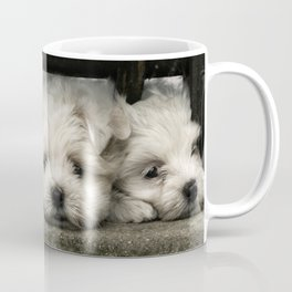 Mega Puppies - Chinese Coffee Mug