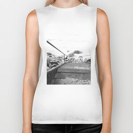 Winter High Tide Biker Tank