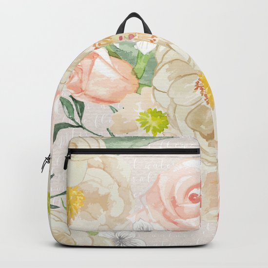Spring is in the air #31 Backpack
