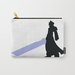 Cloud Silhouette Carry-All Pouch