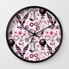 Find the key of my heart :) Wall Clock