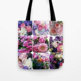 photo, nature, illustration, flowers Tote Bag
