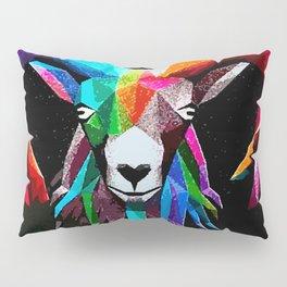 Color-Deer Pillow Sham