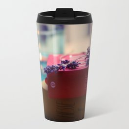 Rain, Hesse and Lavender Travel Mug
