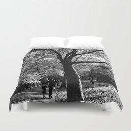 bw Central Park Duvet Cover