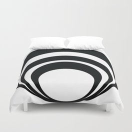 Oyster Pearl Duvet Cover