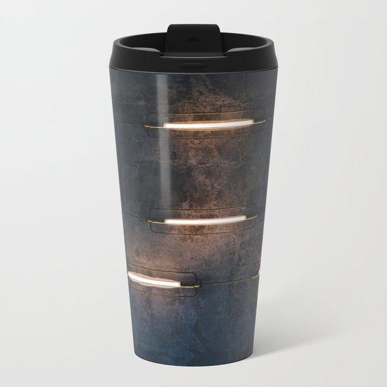 Fix You Metal Travel Mug