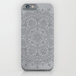 Mandalla Pattern 1 iPhone Case