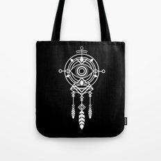 Cosmic Dreamcatcher Tote Bag