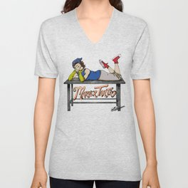 MarvertTart Unisex V-Neck