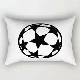 League Champions Ball Rectangular Pillow