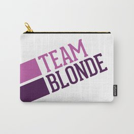 Blondes Logo Carry-All Pouch