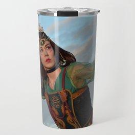 Fan warrior Travel Mug
