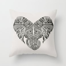 Huge Heart Throw Pillow