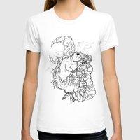 rat T-shirts featuring Rat by Ruff Worlock