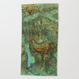 Resignation Beach Towel