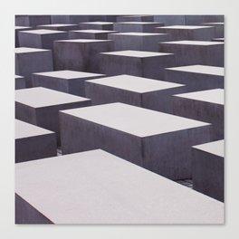 block Canvas Print