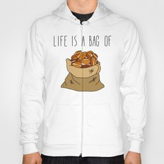 Life Is a Bag of... Hoody