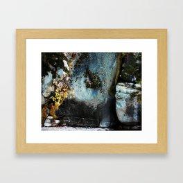 Idyllwild Grottos - Magic Boulders III Framed Art Print
