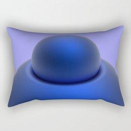CropCirclesTen Rectangular Pillow