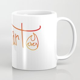 Fireheart Coffee Mug