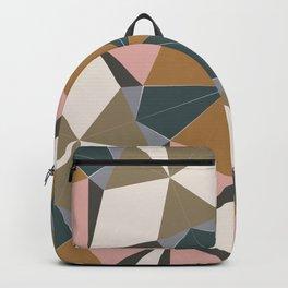 Oysters kaleidoscope Backpack