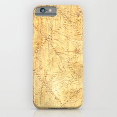 Golden Diamonds of India iPhone 6s Slim Case