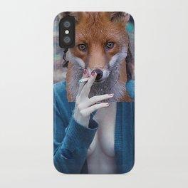 Woodsie iPhone Case