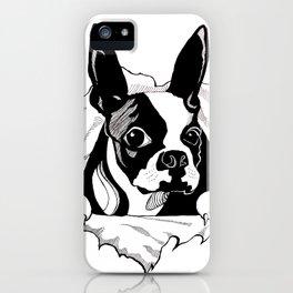 Boston Ripper iPhone Case