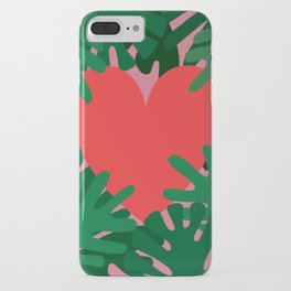 Wild Does My Love Grow iPhone Case