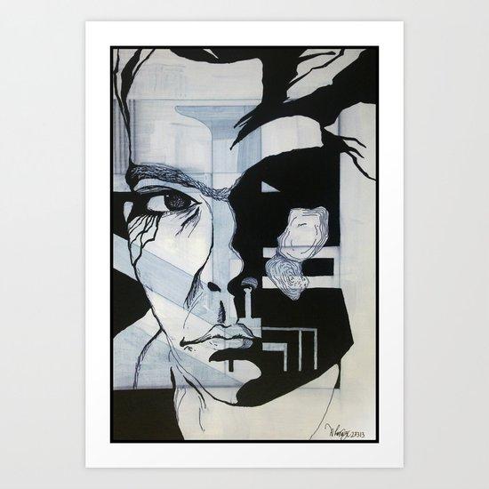 ASP#6 Art Print