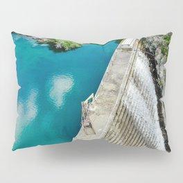 Overflowing dam Pillow Sham