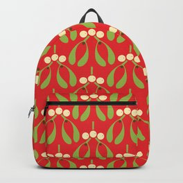 Anytime Is Mistletoe Time! Backpack