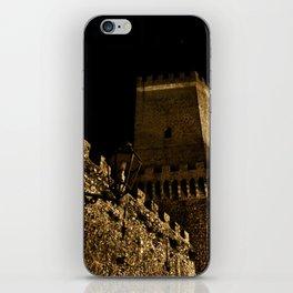 Castello di Venere iPhone Skin