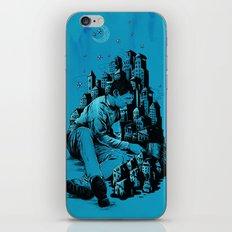 The Village Painter iPhone & iPod Skin